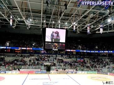 Adler vs. Ingolstadt – Icehockey