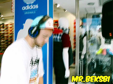 Mr. Beksbi